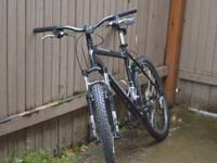"Selling a Specialized Rockhopper Mountain Bike, 26""."