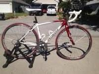 Offered for sale -- a custom-built 2009 Specialized
