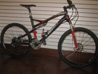 2009 Specialized S-Works Epic Mtn Bike. Like new,