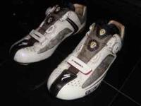 Specialized S-Works Road Shoes 44/11 2009 Carbon soles