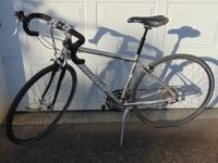 This sale is for a gently used Specialized SEQUOIA 21