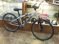 Quality Lightweight Specialized Hardrock frame and