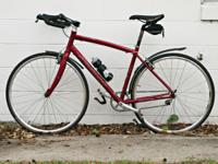 Sadly, I must sell my singlespeed project bike. This is
