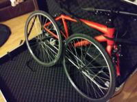 Specialized hybrid bikeSpecialized bike, size small,
