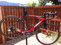 I purchased this 2011 SWorks module(frame, fork, crank)