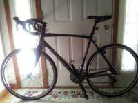 2008 specialized tricross sport. Very low miles, just