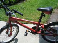 Specialized Vagas Free style BMX great condition. call