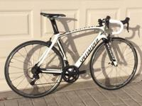 For sale is an immaculate 54 cm Specialized Venge Pro