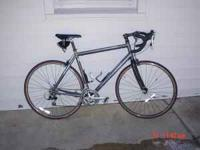Bicycle for sale, all aluminum 58.2 frame size,