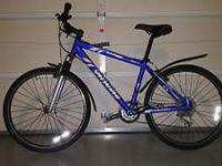 I have two  Specialized bikes One Rockhopper A1Fs