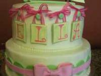 Need a cake for an upcoming birthday or baby shower? I