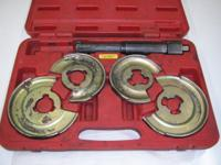 We carry engine timing sets, suspension tools and
