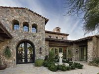 This spectacular Calvis Wyant estate nestled in the