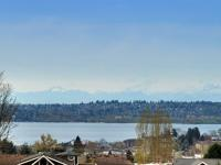 Spectacular Custom View home with views of Olympics,