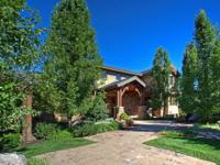 Perched on a ridge overlooking the Weber River and