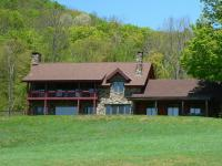 Spectacular Log Home on 245acres with panoramic views
