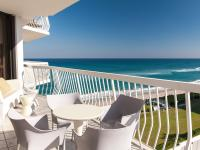 Spectacular Ocean to Intracoastal Views can be seen