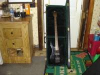 I am selling my 4 string Spector bass. It has EMG-HZ
