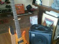 Seirialized and clean Spector Q5-Pro, excellent