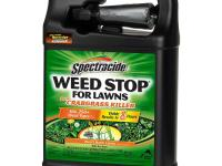 Use the Spectracide 1-gal. Ready-to-Use Weed Stop for
