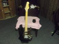 For Sale-Spectrum Right Handed Guitar. It's 4 months