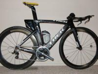 Speed Concept 600 Series, full dura-ace, crank length