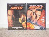 $3.00 each or $5.00 for the set Speed -- Keanu Reeves,