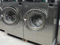 Speed Queen Front Load Washer Model SC60BC2 208-240V