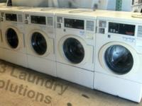 Speed Queen Front Load Coin Operated Washer Model