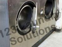 Speed Queen MODEL SC60MD2OU60001 Front Load Washer Used
