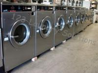 Speed Queen SC50MD20V20001 Front Load Washer Used but