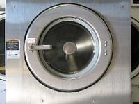 FOR SALE! Speed Queen Triple Front Load Washer OPL Push