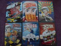 For sale is a Speed Racer dvd set. Included is...