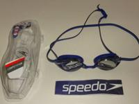 Up for sale is a pair of used Speedo Vanquisher 2.0
