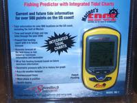 Speedtech Mariner's Edge Fishing Predictor with