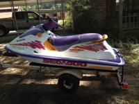 1997 spi sea doo, new battery, fuel system serviced,