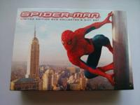 DVD movies. Spider-Man Limited Collection. Spider-Man