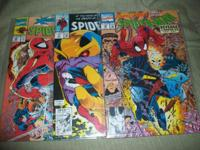 Today we have for you a Group/Lot/Set of Spider-Man