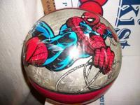 Spider man Basketball - $5. Call  Location: Duluth