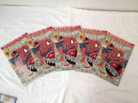 SPIDERMAN - SPIDERMAN - SPIDERMAN - SPIDERMAN - COMIC
