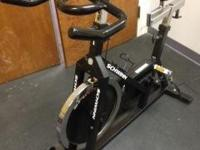 Closed Spin Bike Studio. Have 5 left. All in Great
