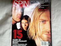Today we have for you a SPIN Magazine April 2000 15