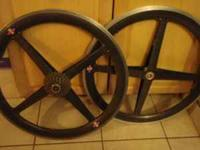 "SPINERGY 26"" FRONT AND BACK RIMS. GREAT CONDITION JUST"