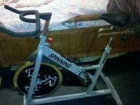 SPINNER FIT BIKE~~~Just like the ones used in spin