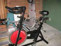 Schwinn exercizr bike for $300 OBO Please call  only if