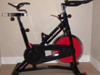 SPINNING BIKE. LIKE NEW DISORDER. NUMEROUS UPGRADES:.