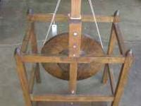 We have used spinning wheels to sell. $200 & $250 2 Box