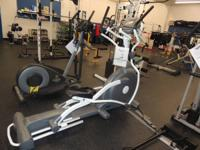 WE HAVE A SPIRIT EL7 ELLIPTICAL. IT IS EXCELLENT