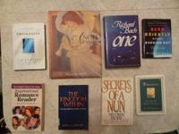 I am selling at least 60 books dealing with