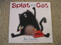 "I am selling Splat the Cat (paperback) for $1. ""It's"